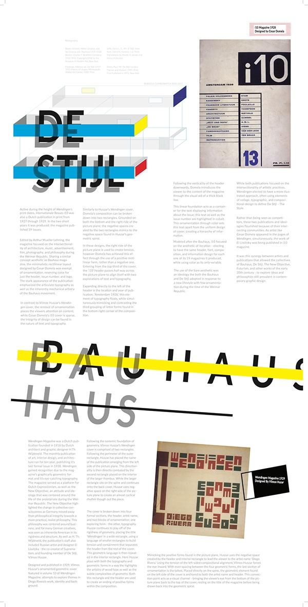 graphic design compare and contrast essay