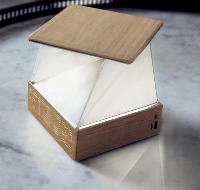 lampe wood modulable