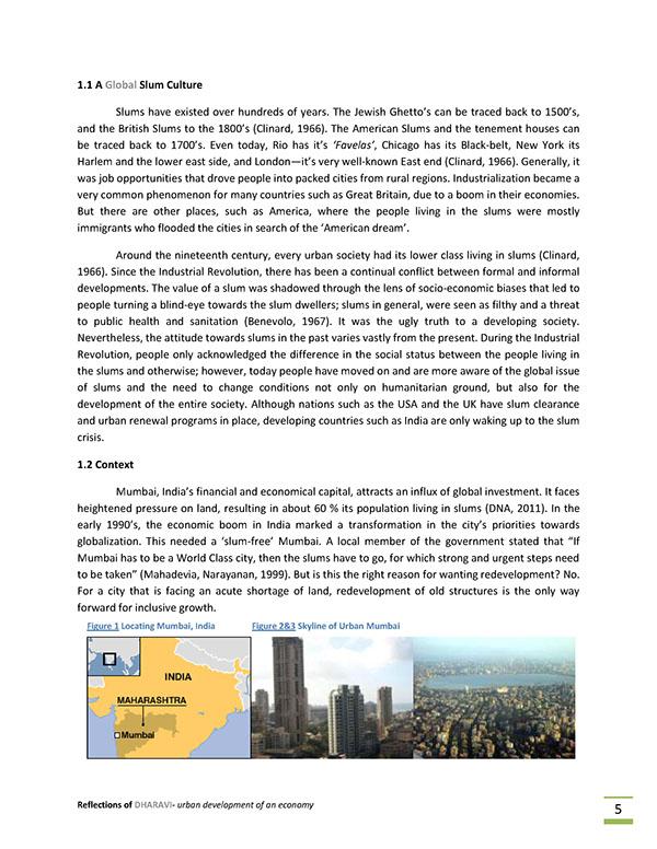 Dharavi Study - Scribd