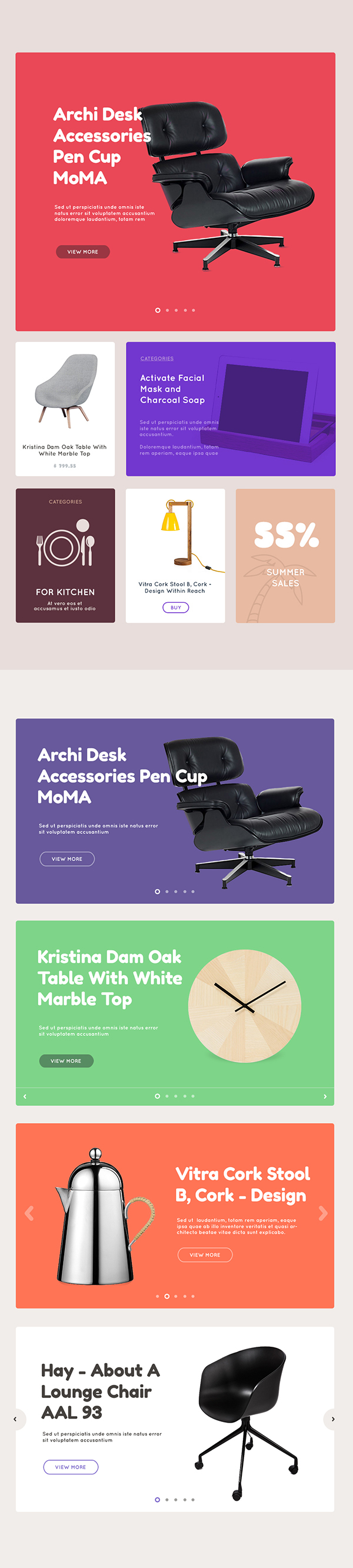 free psd accessories template on behance