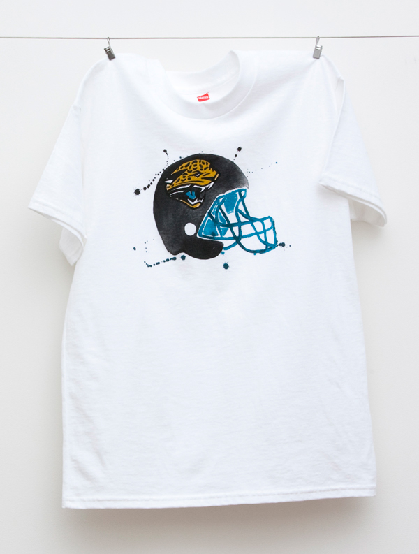 best value 9b312 1e227 Jacksonville Jaguars Tees on AIGA Member Gallery