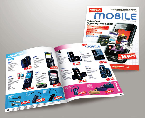Staples Flyers On Behance