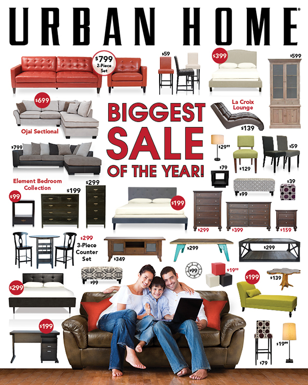 Urban Home Sale Flyers on Behance