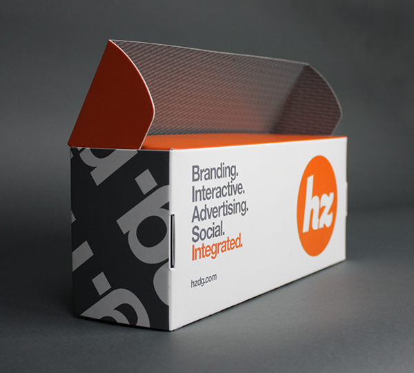Hz client gift packaging on behance for High end client gifts