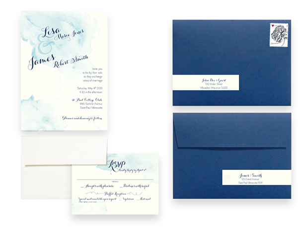 wedding invitations Placecards stationary