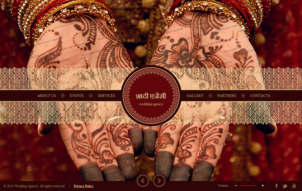 Wedding Planner Website India
