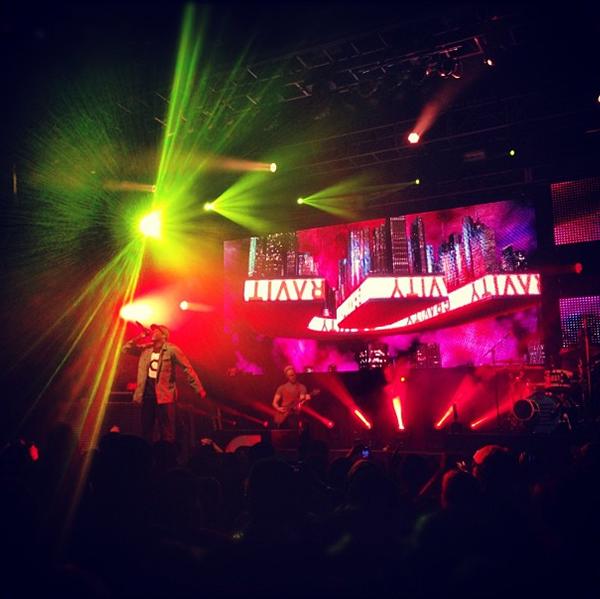 Lecrae Gravity Concert Visuals on Behance