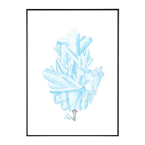 plants cactus aquarelle print patterndesign repeat TEXTILEPRINT
