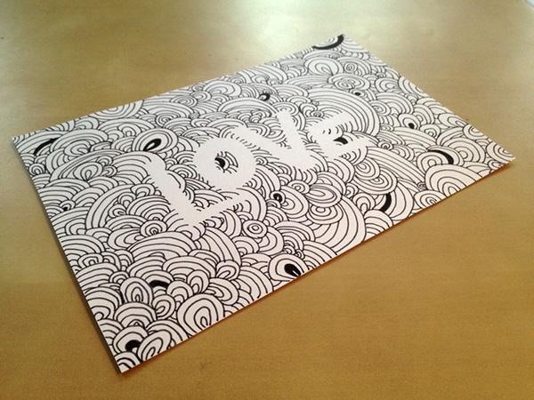 Love - Doodle Art on Behance