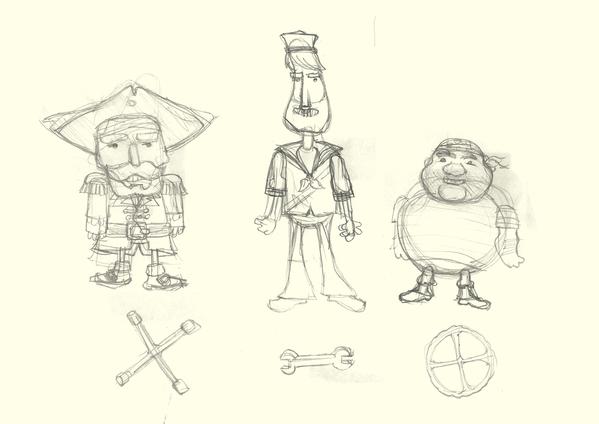 Character Design Agency : Design de personagens character on behance