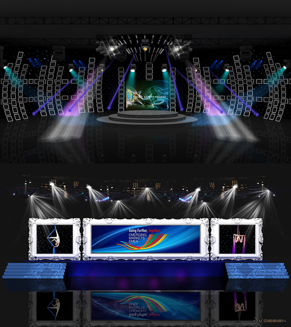 Exhibition Stand Design Awards : Event stage design on behance