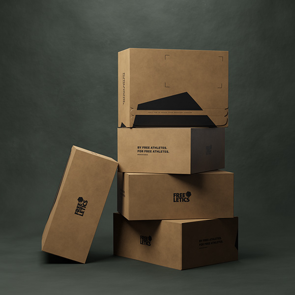 Packaging for Freeletics