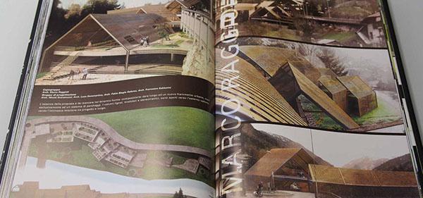Catalogue book Competition parking publication graphic design art direction