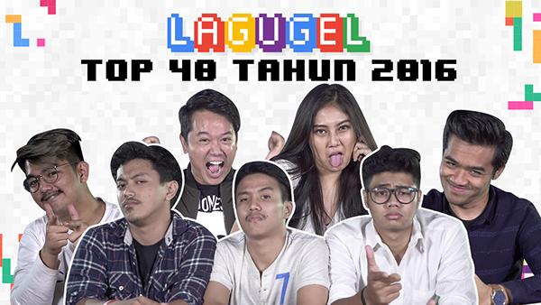Lagugel series Top 40 in 2016