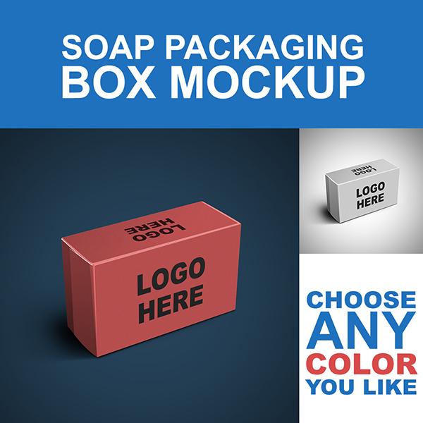有設計感的32個肥皂包裝欣賞