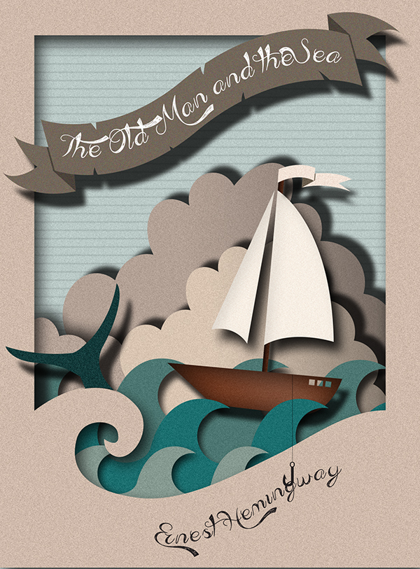 a book report on hemingways old man and the sea Old man and the sea notes & analysis the free old man and the sea notes include comprehensive information and analysis to help you understand the book these free notes consist of about 19 pages (5,456 words) and contain the following sections.