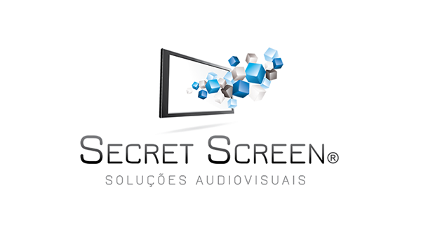 Secret Screen Logo