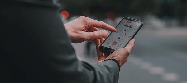 Taxi region - website redesign
