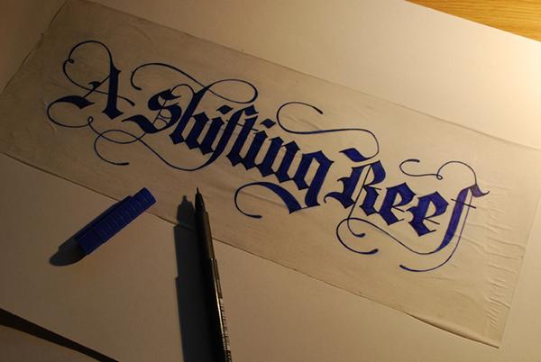 letterbox hand lettering hrvoje Dominko