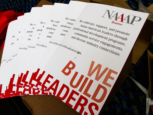 NAAAP banners convention signage