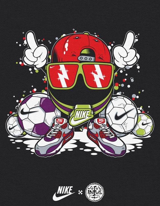 Nike t shirt graphics on behance for T shirt design nike