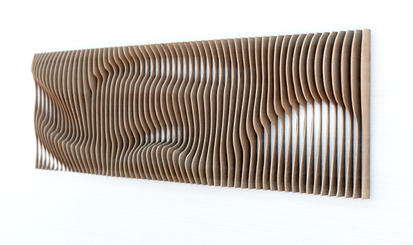 Parametric Wall By Denis Homyakov On Behance