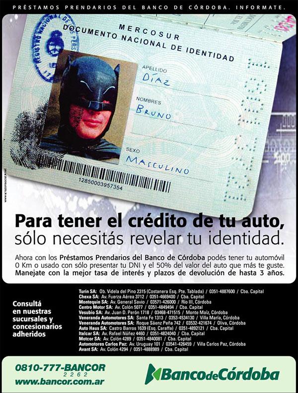 Banco de c rdoba cr ditos prendarios on behance for Banco de cordoba prestamos