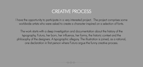 font creativeprocess type a face face Futura type typo bauhaus paul renner europa