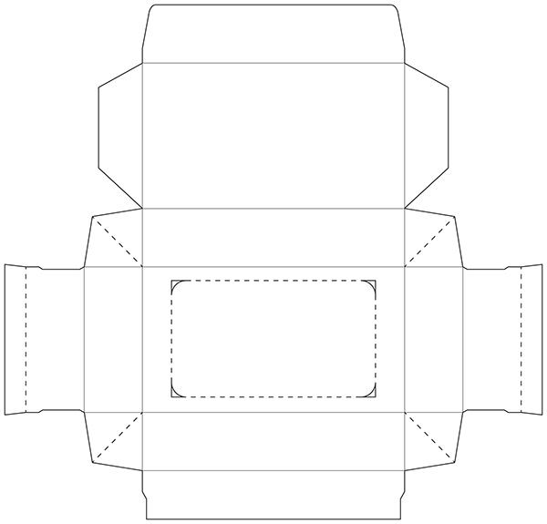 die cutter templates on behance