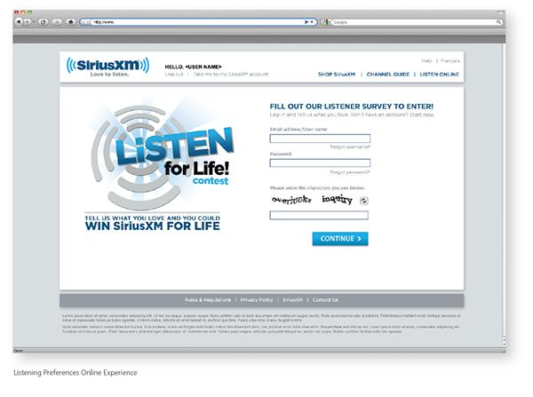 Sirius Satellite Work on Behance