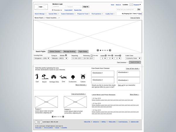 Ticket Design Online Online Ticket Booking Website