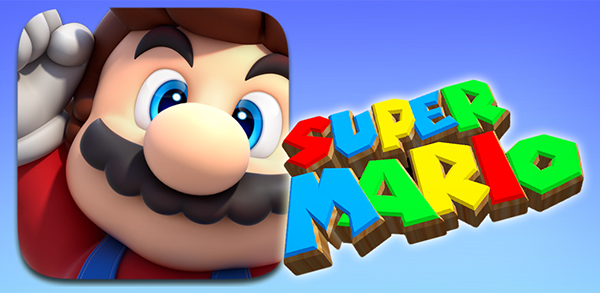 Super Mario 64 Intro Remastered for Android (Fan Game) on