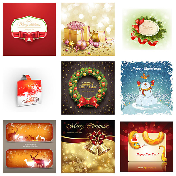 30 best christmas greeting card free vector design res on behance christmas is getting closer and closerhave you sent your loved ones christmas greetings or are you waiting for our latest greeting card designs m4hsunfo