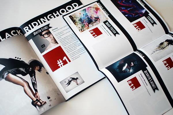 theillustrati illustrati Competition magazine jeremy biggers undiscovered Exposure designers