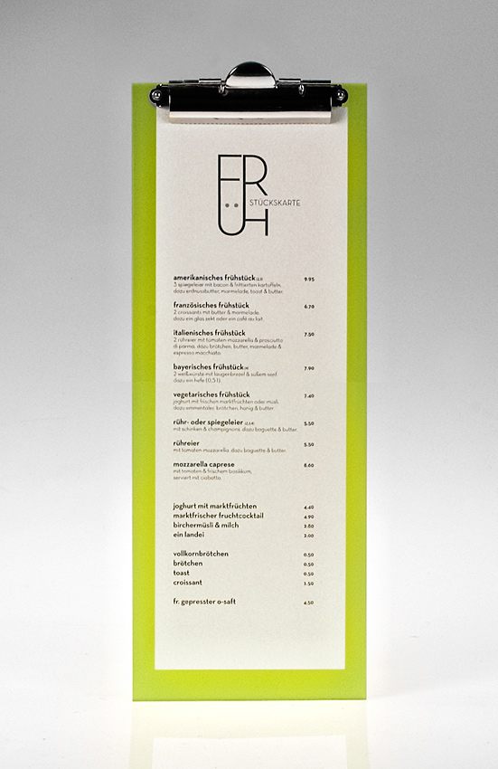 Famous Clipboard Menus on Behance TN77