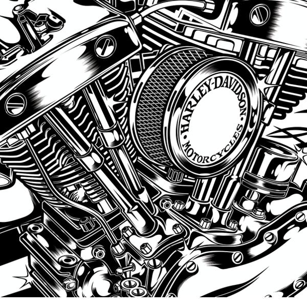 Design For Harley Davidson US