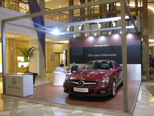 Car Displays Pan India On Behance