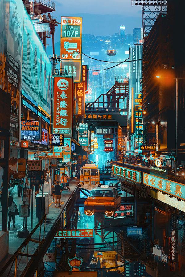 Elevated City