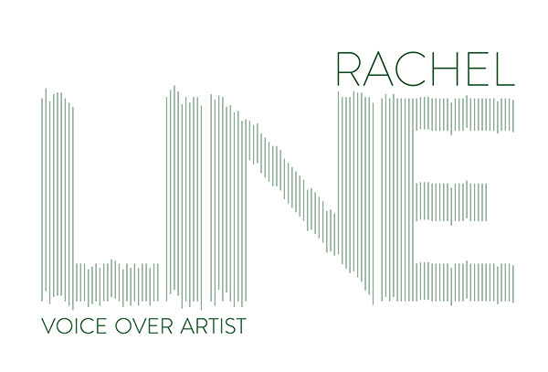 Logo for voice over artist on behance designed a logo and business card for a voice over artist playing on her last name and sound waves colourmoves