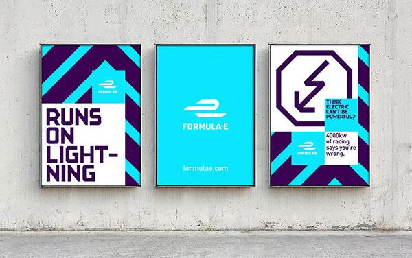 FIA Formula E on AIGA Member Gallery