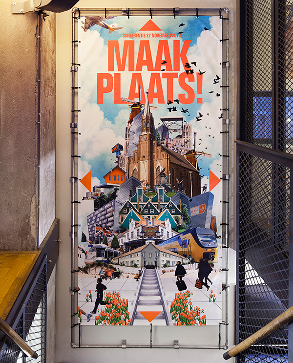 book campaign infographic Government Netherlands