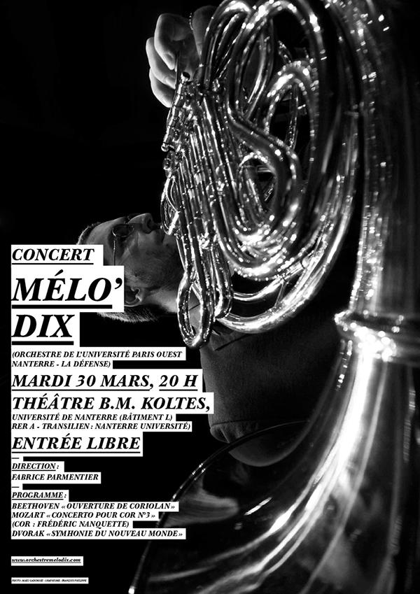 melodix 1 concert anniversaire 10 ans orchestre