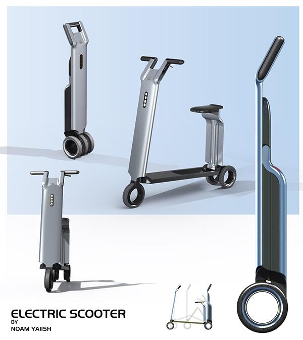 Scooter  electric  Lexus