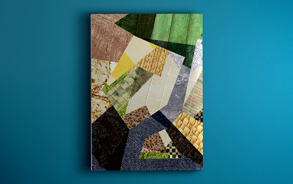 Book Cover Collage Poster : School project book poster collage on behance