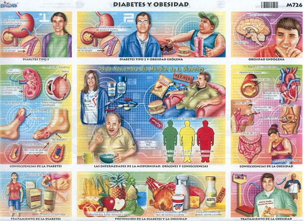 monografias sobre diabetes tipo 1