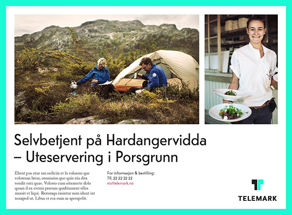 Telemark On Behance