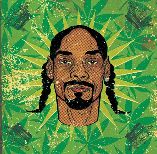 portrait rap snoop Snoop Dogg face Icon popular culture Fun personal