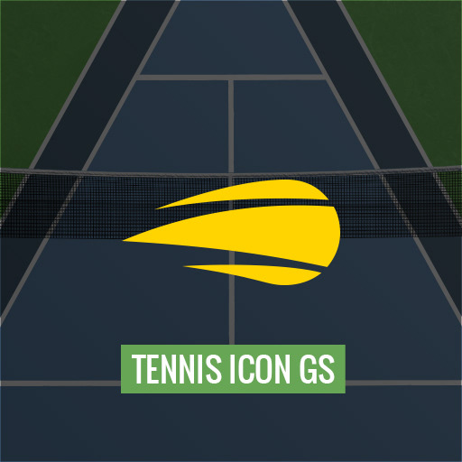 Image may contain: screenshot, athletic game and tennis