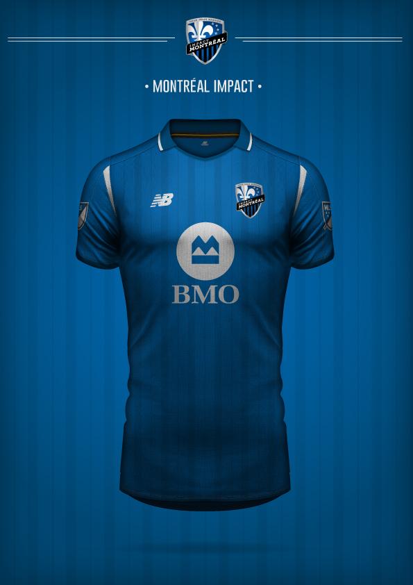 New Balance Montreal Impact Concept Kit