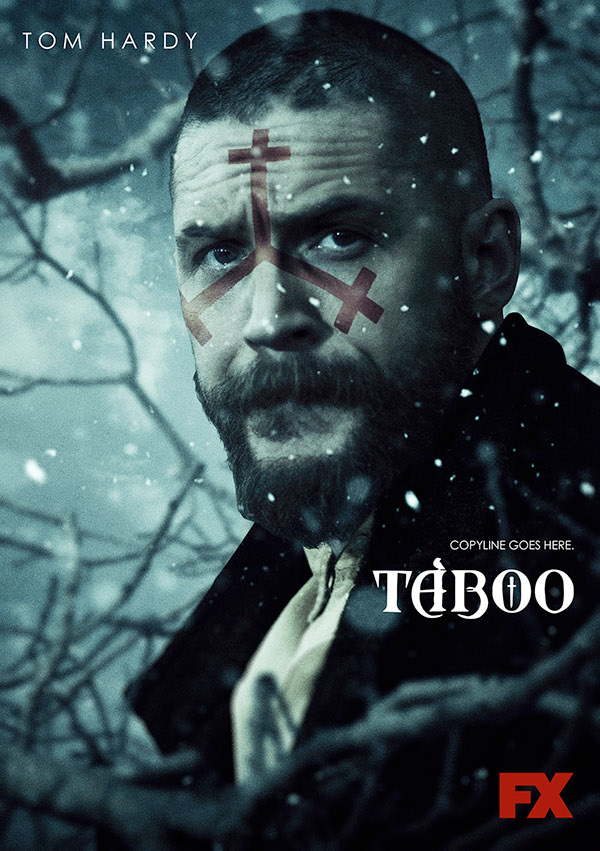 Taboo Fx Networks On Behance